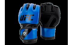 Перчатки MMA для грэпплинга 5 унций (Синие S/M) UFC