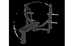 Горизонтальная скамья для жима SVENSSON INDUSTRIAL E7043 Matte Black